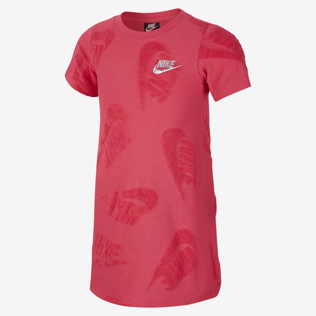 Nike Sportswear 幼童短袖连衣裙