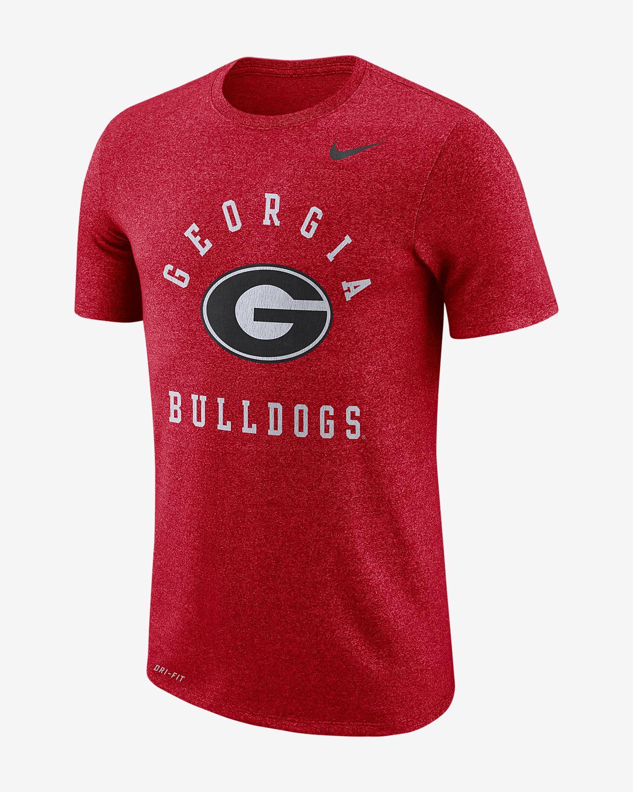 Nike College Marled (Georgia) Men's T-Shirt