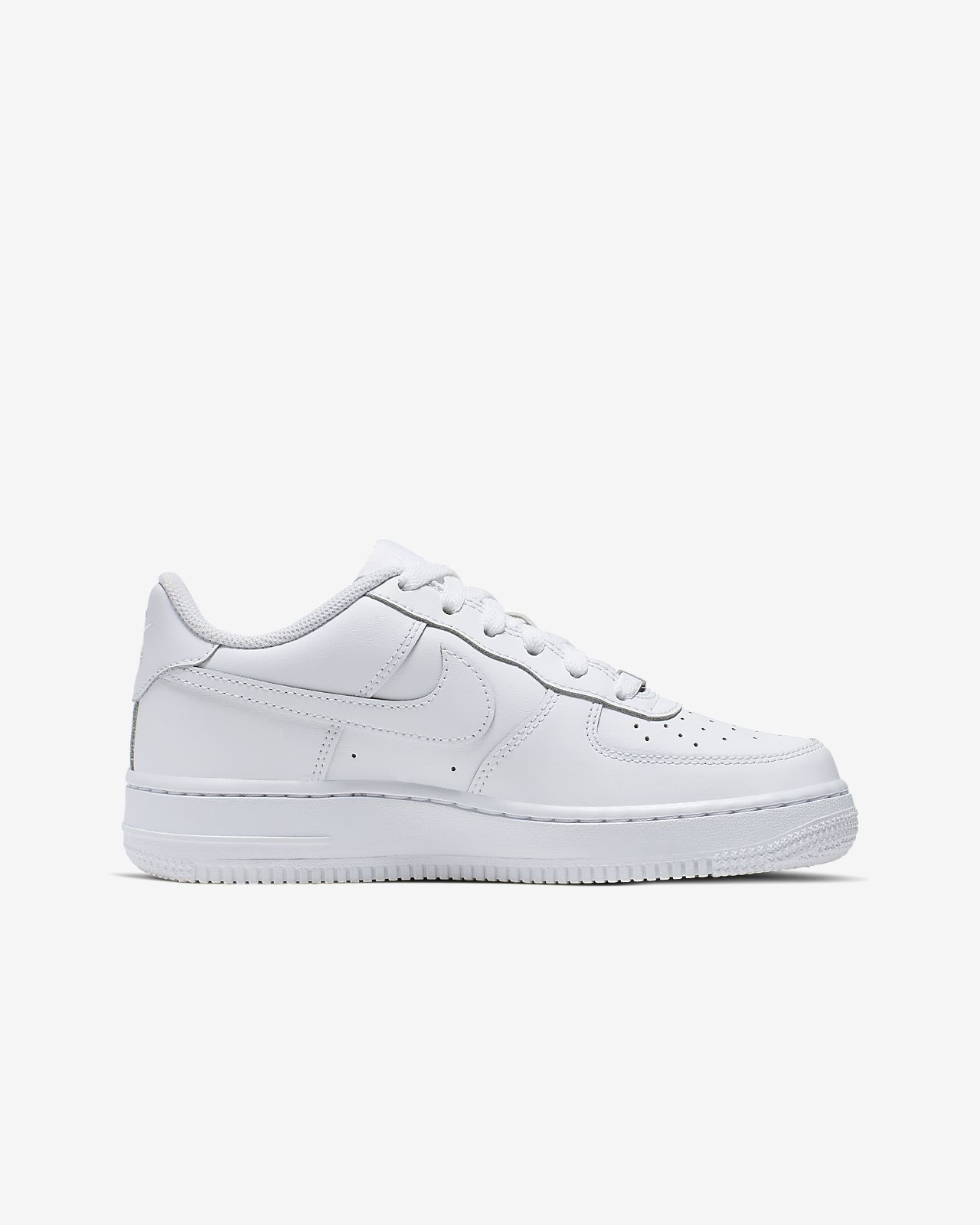 best cheap 7de23 6ae22 ... Nike Air Force 1 Big Kids  Shoe