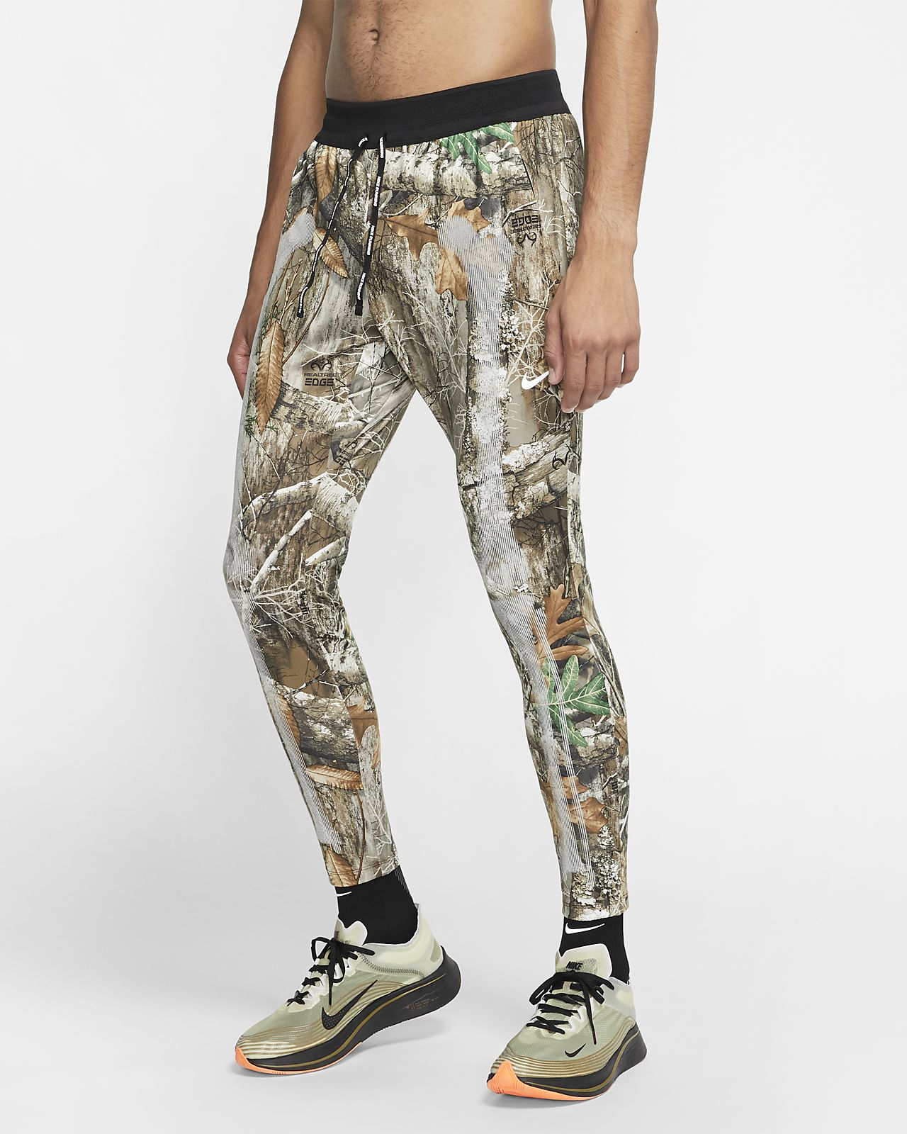Pánské kalhoty Nike s motivem kostry