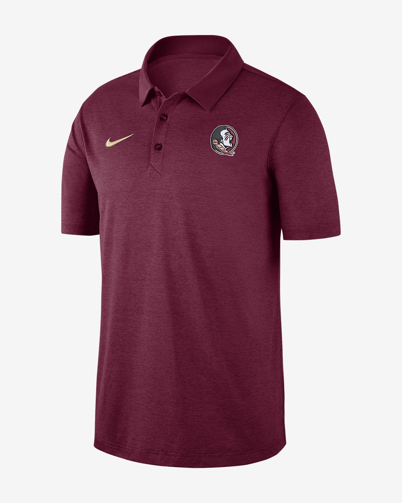 Nike College Dri-FIT (Florida State) Men's Polo