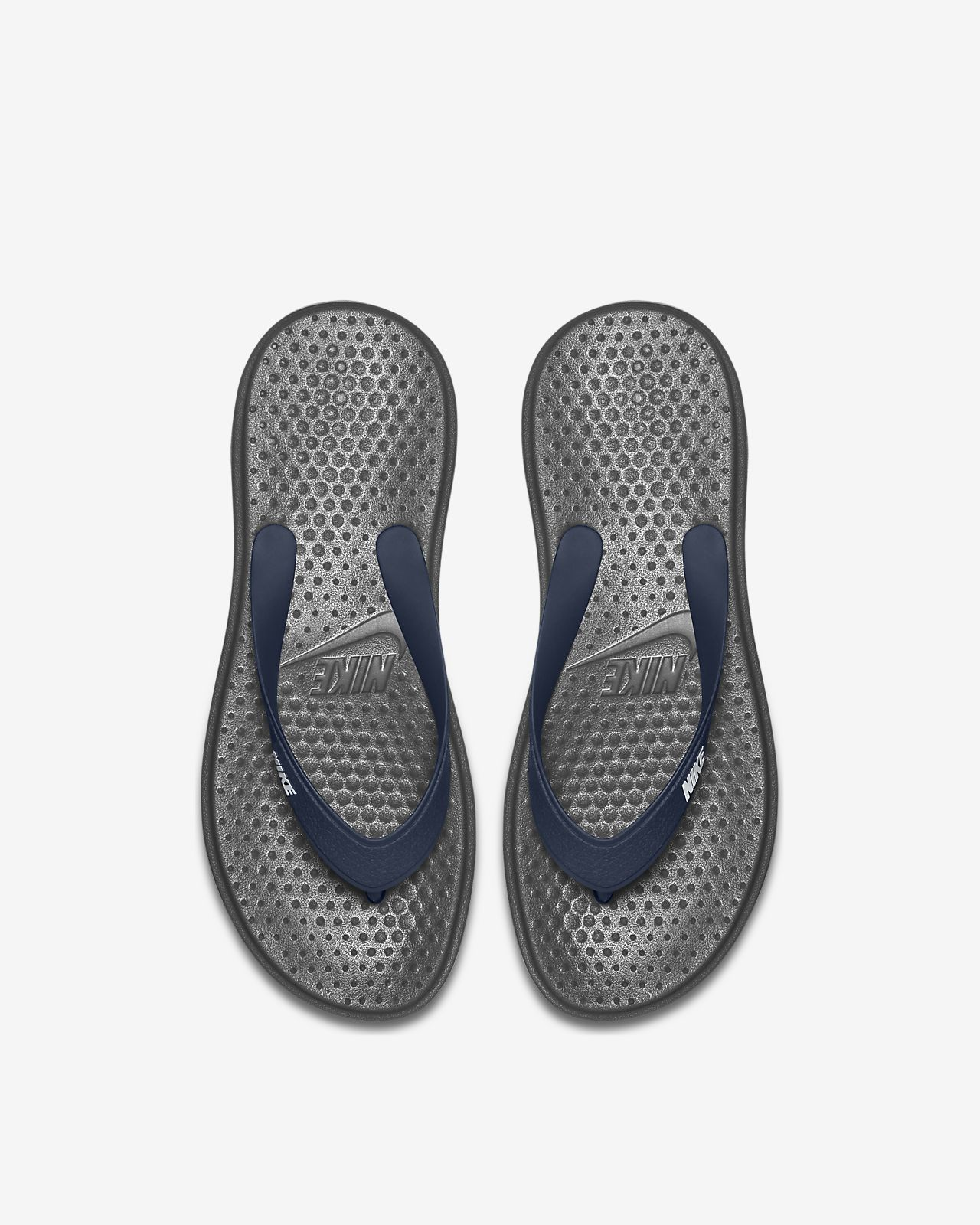 buy online d9a1a 8d94f ... Tong Nike Solay pour Homme