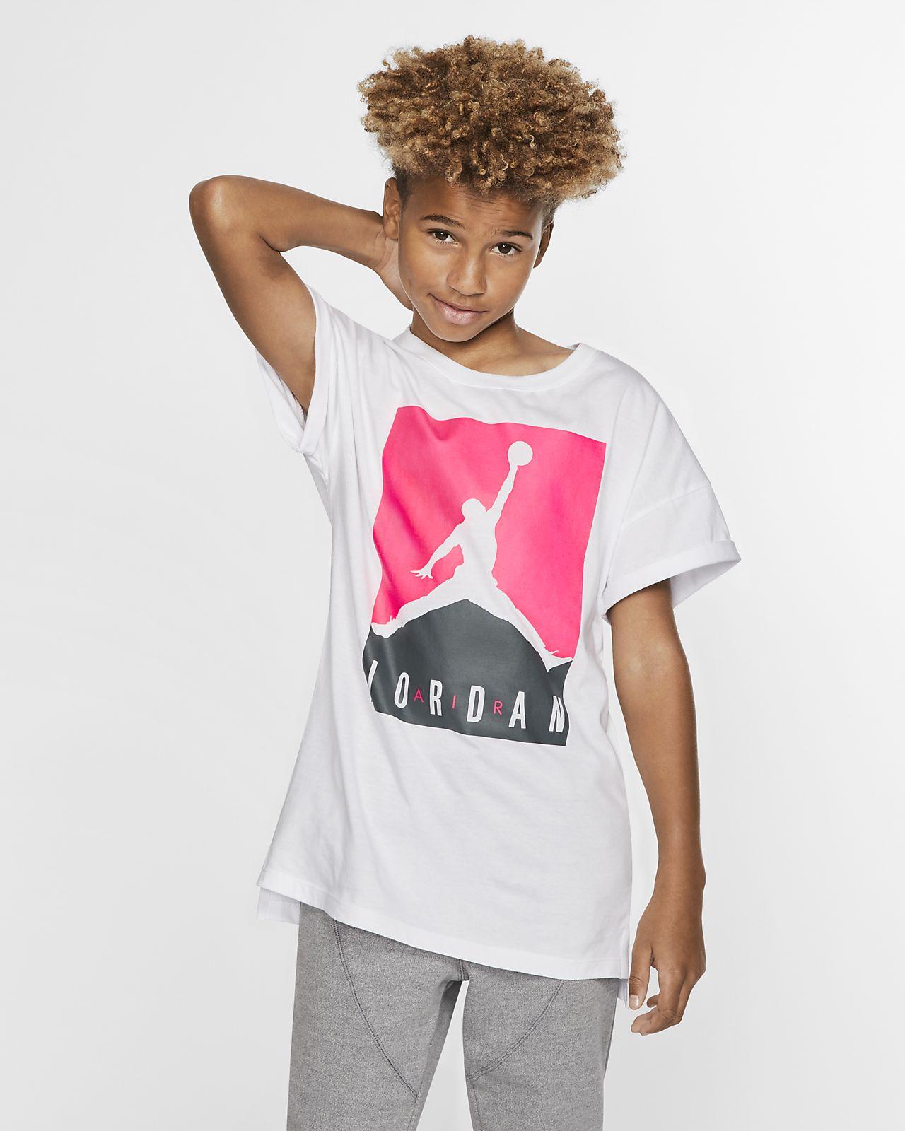 Jordan Jumpman Samarreta de màniga curta - Nena