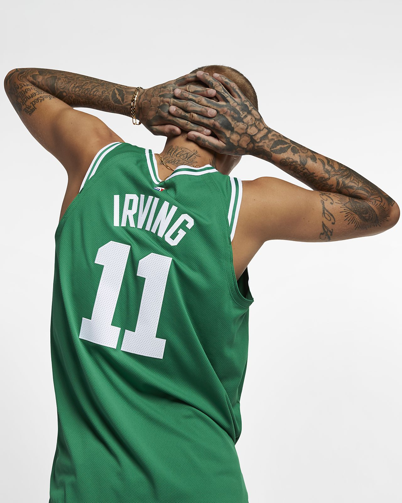 5bf1905b638 ... Kyrie Irving Icon Edition Authentic (Boston Celtics) Men s Nike NBA  Connected Jersey