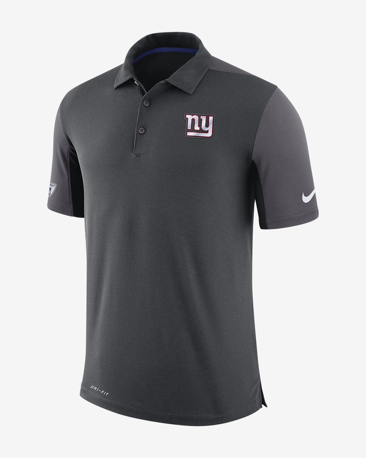 Nike Dry Team Issue (NFL Giants) Men's Polo