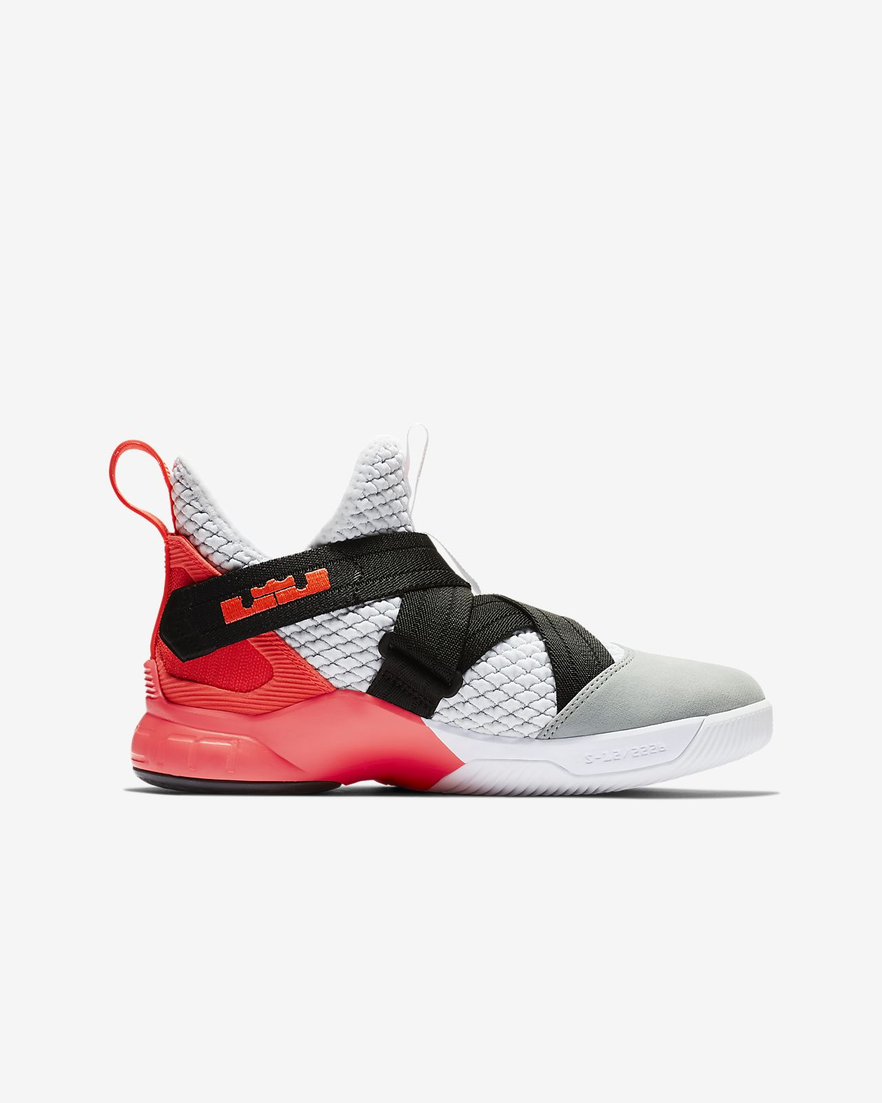 super popular 02e6f 211a9 LeBron Soldier 12 SFG Big Kids' Basketball Shoe