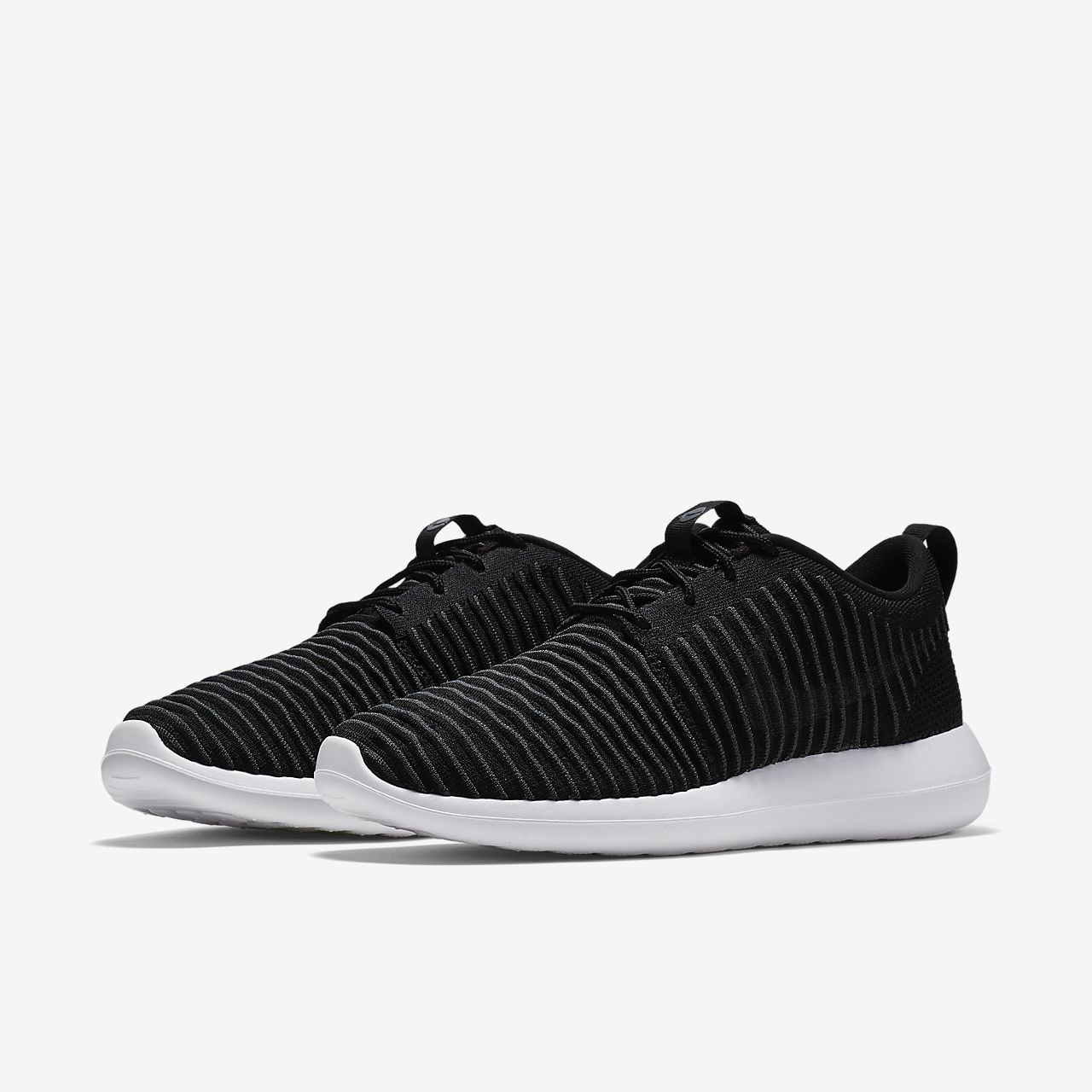 Womens Nike Roshe One Flyknit Premium Casual Shoes - Style ...