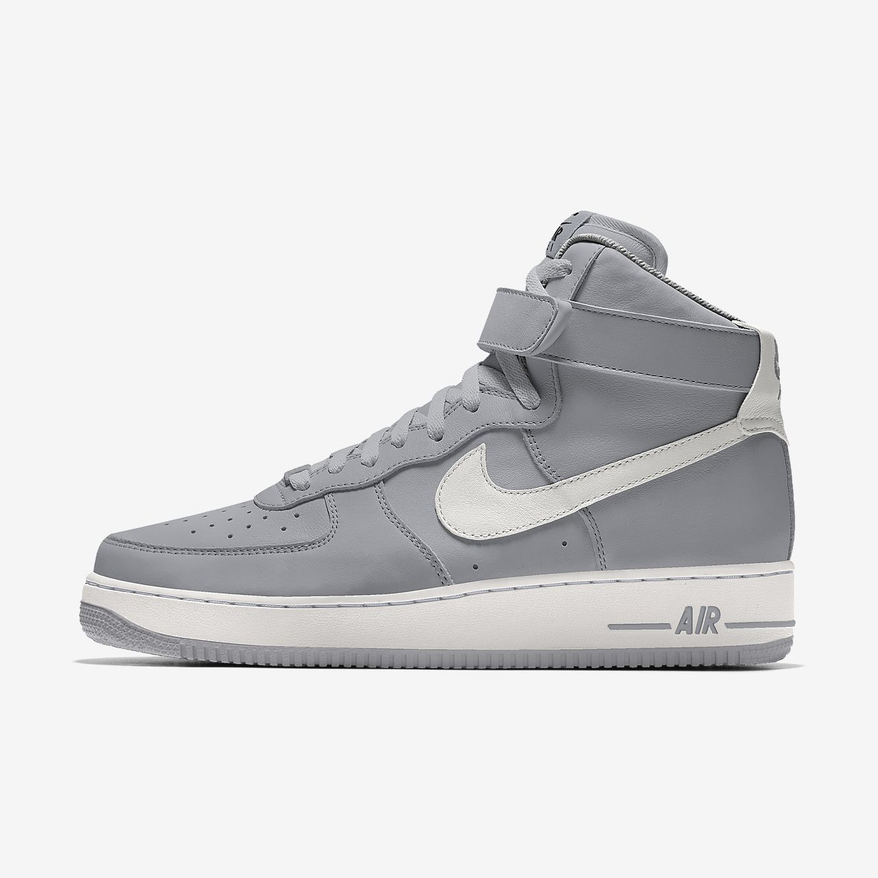 Scarpa personalizzabile Nike Air Force 1 High By You - Donna