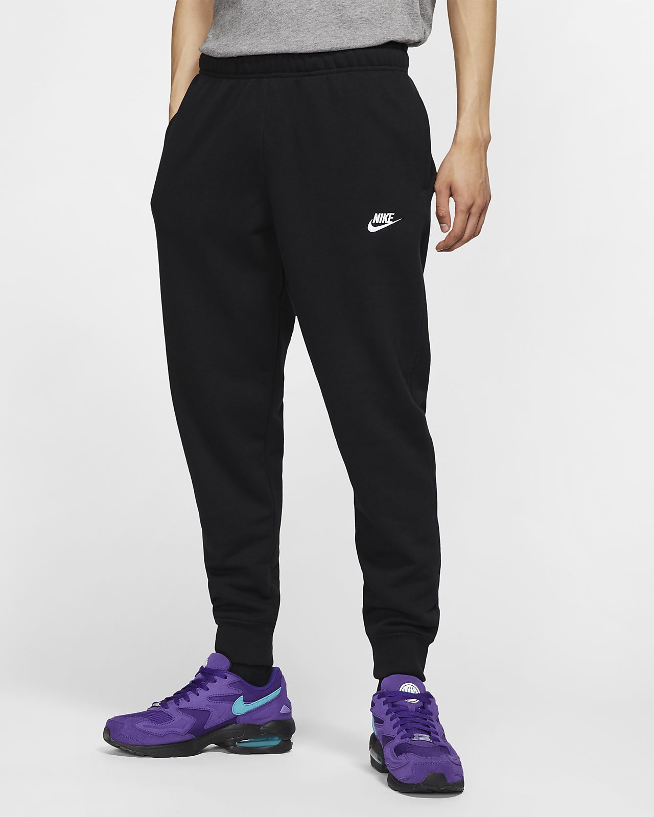 Pantaloni jogger in French Terry Nike Sportswear Club Uomo