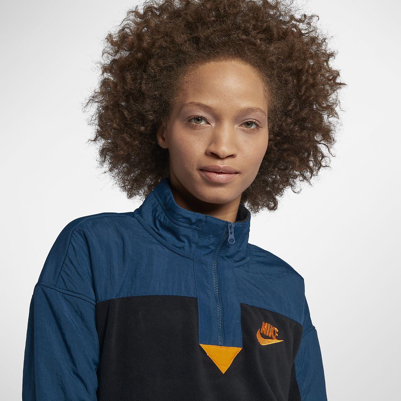 Nike Sportswear Women's Half-Zip Top