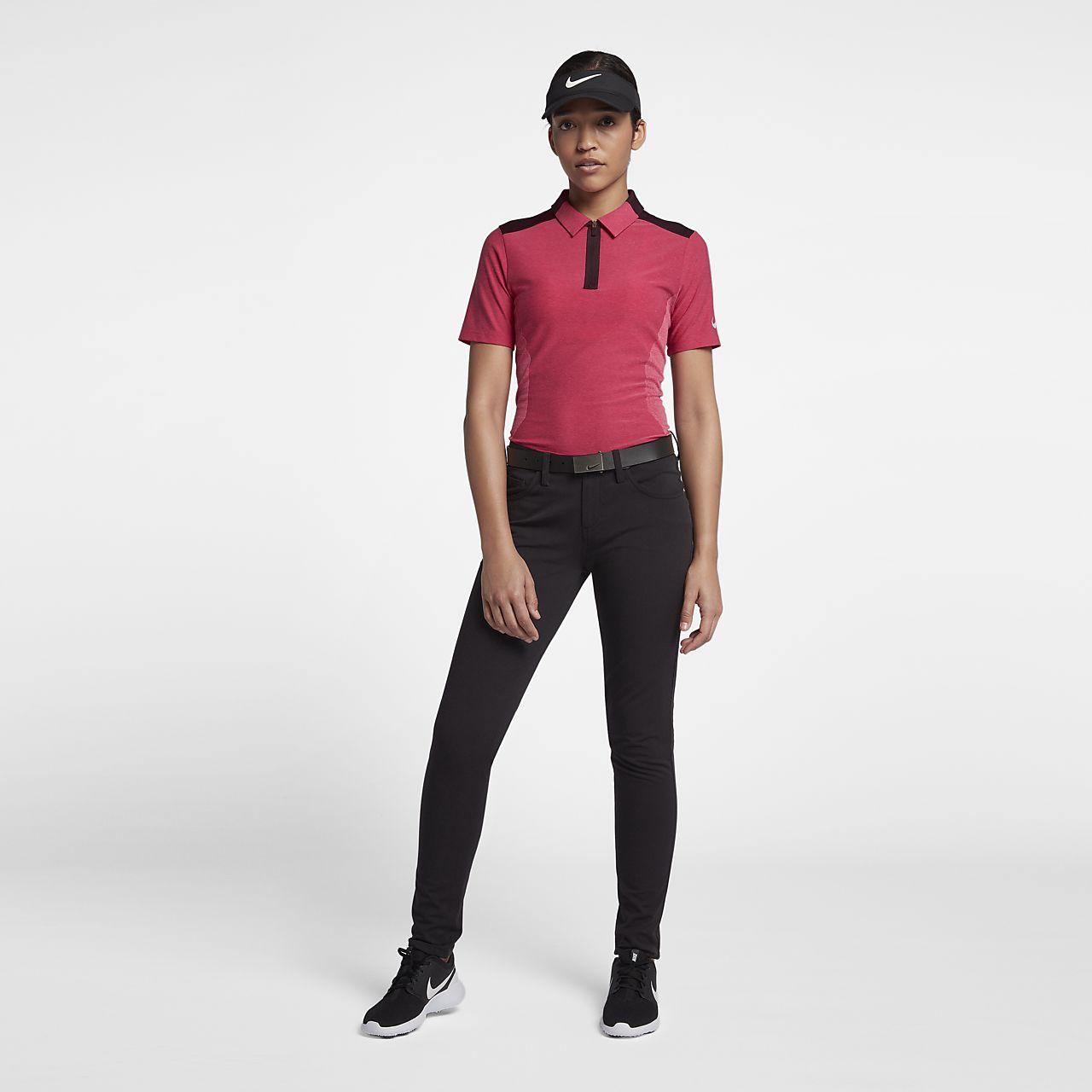 f396000b0029 Γυναικεία μπλούζα πόλο για γκολφ Nike Zonal Cooling. Nike.com GR