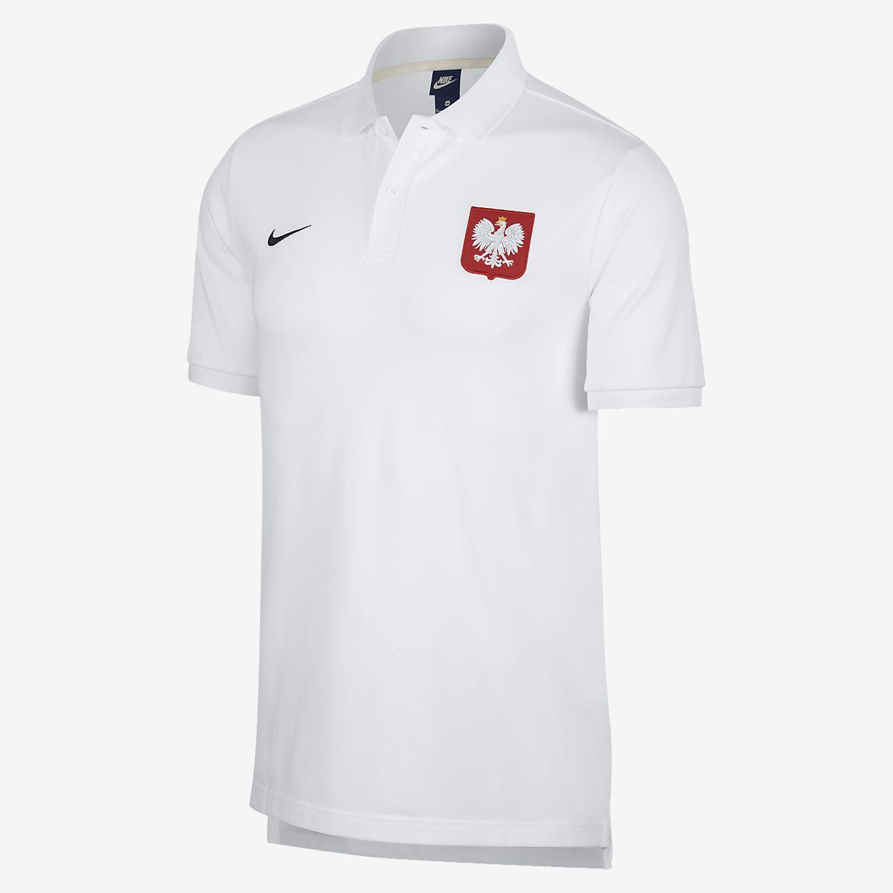 a6aaeaad5877e Мужская рубашка-поло Poland. Nike.com RU