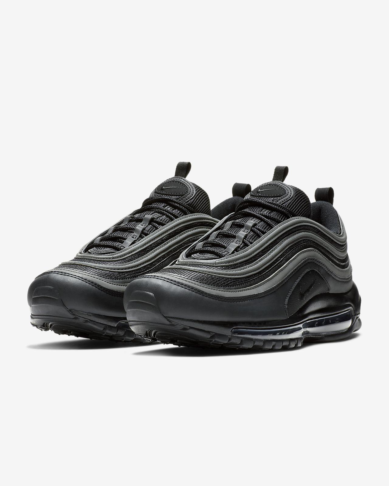 nike air max 97 nere uomo shoe