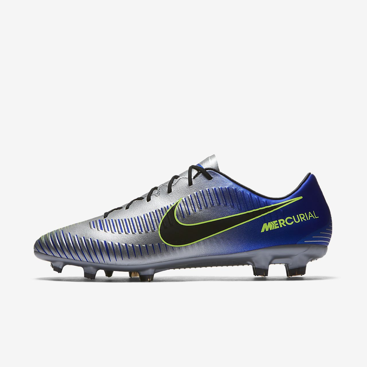 reputable site f1835 fac8e ... wholesale nike mercurial veloce iii neymar firm ground football boot  9b04f b1326