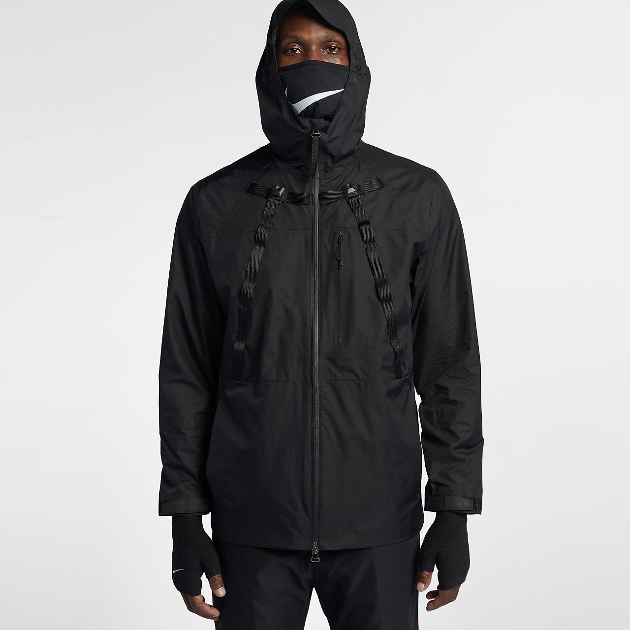 nike mask hoodie