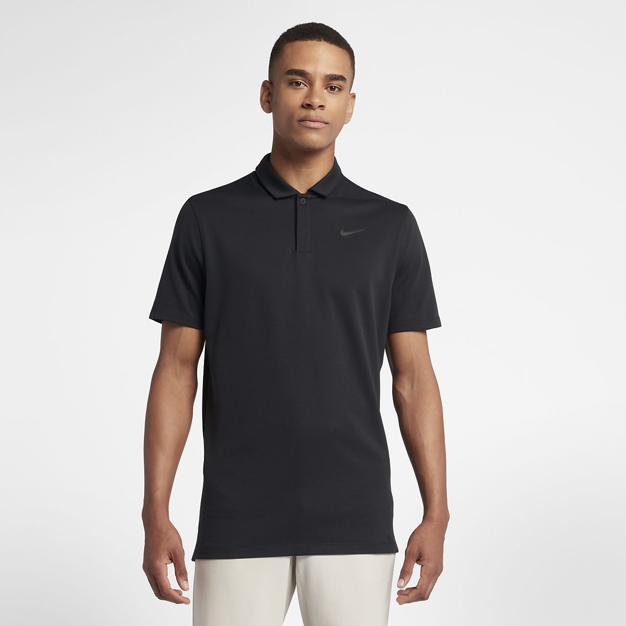 Nike AeroReact Victory Men s Golf Polo. Nike.com GB 24176ef9a9d4