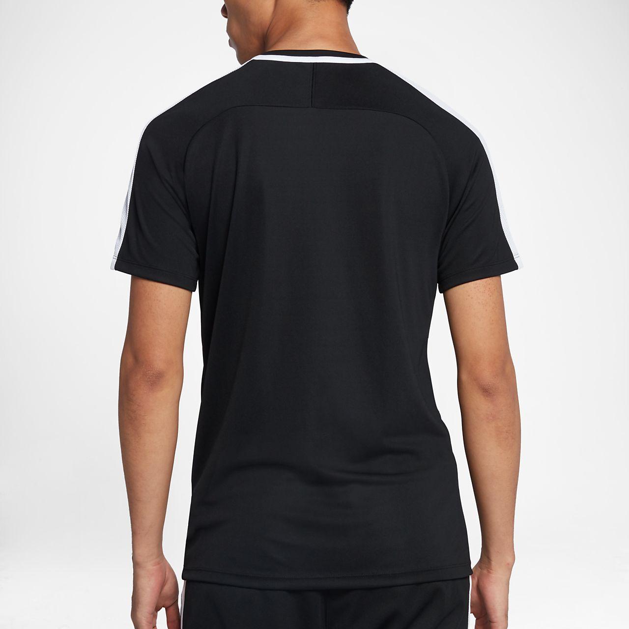 ... Nike Dry Academy Men's Short Sleeve Football Top