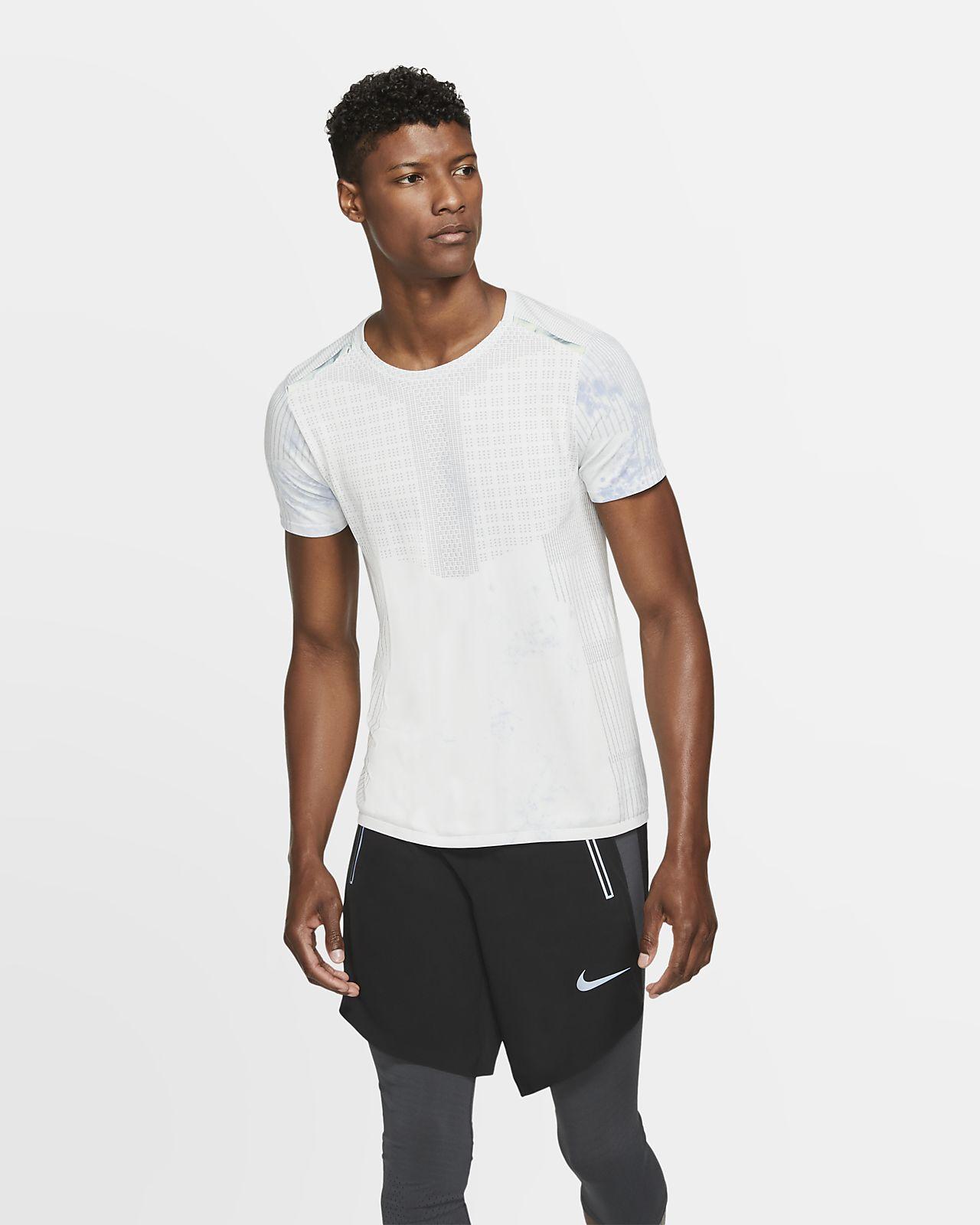 Maglia da running a manica corta Nike Tech Pack - Uomo