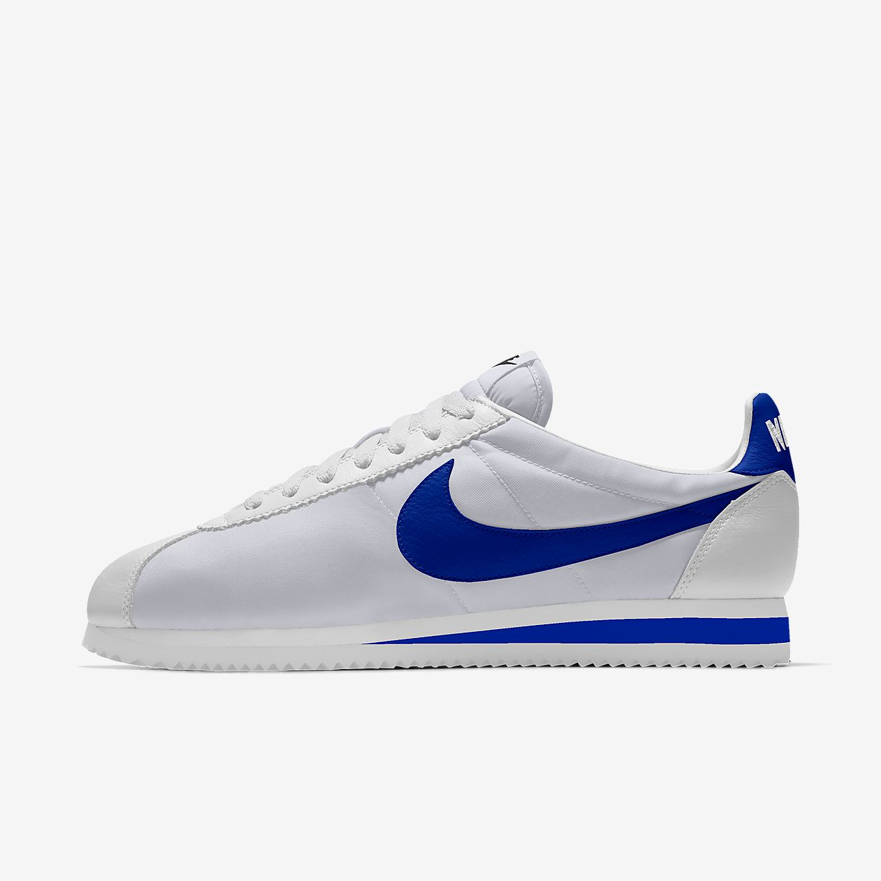 Chaussure personnalisable Nike Classic Cortez By You pour Homme