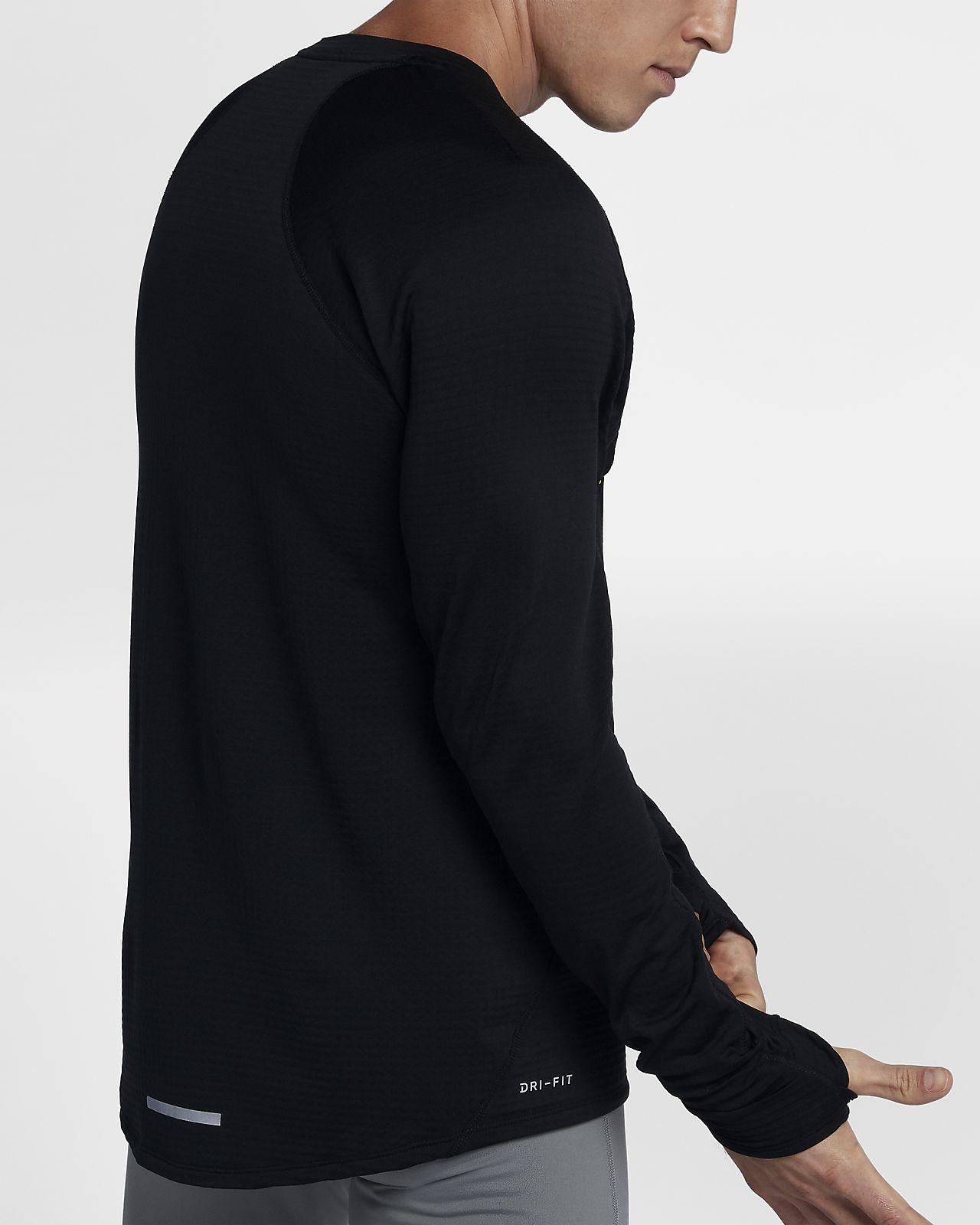 c242da8a Nike Therma-Sphere Men's Long-Sleeve Running Top. Nike.com AU