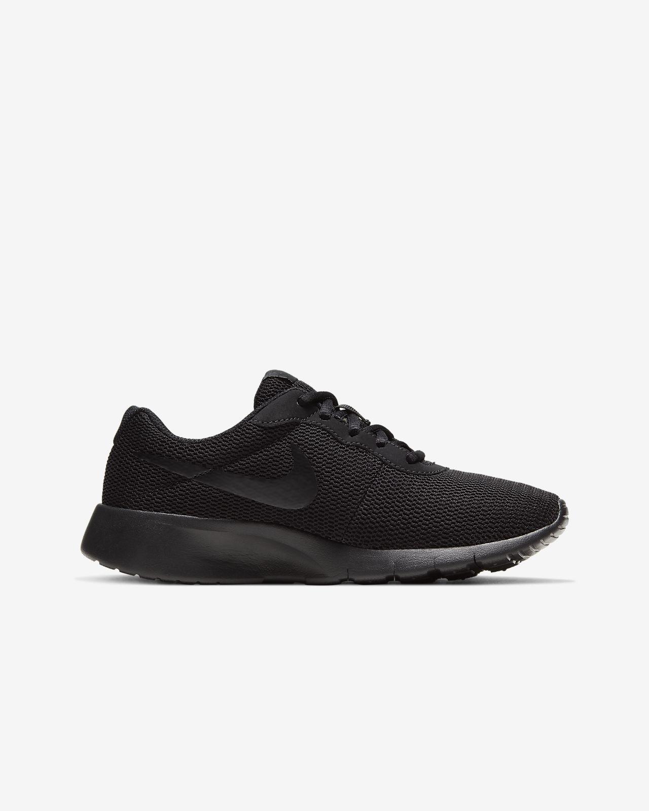 Nike Tanjun Dance Shoes For Girls Black