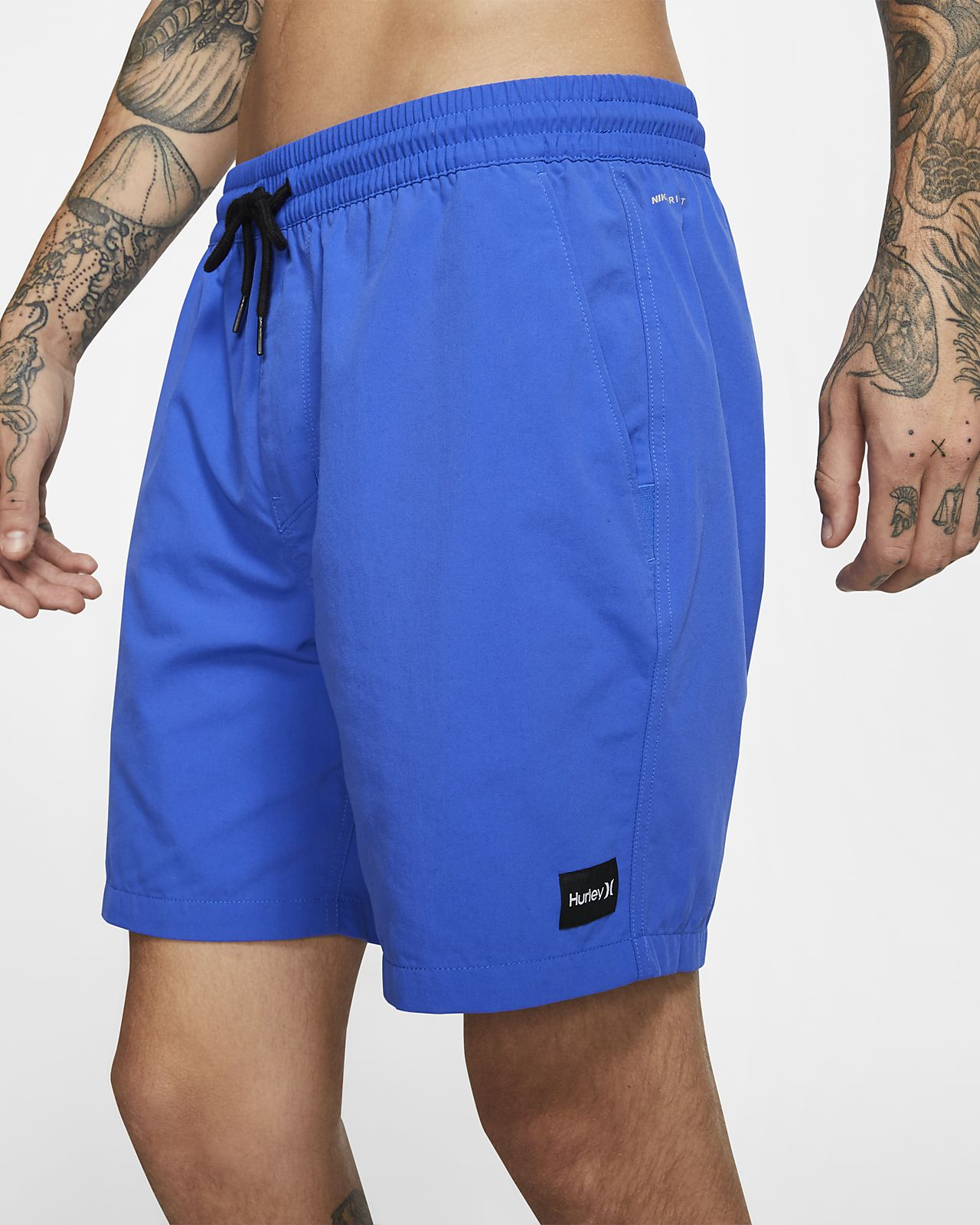 Short Hurley Dri-FIT Convoy Volley 43 cm pour Homme