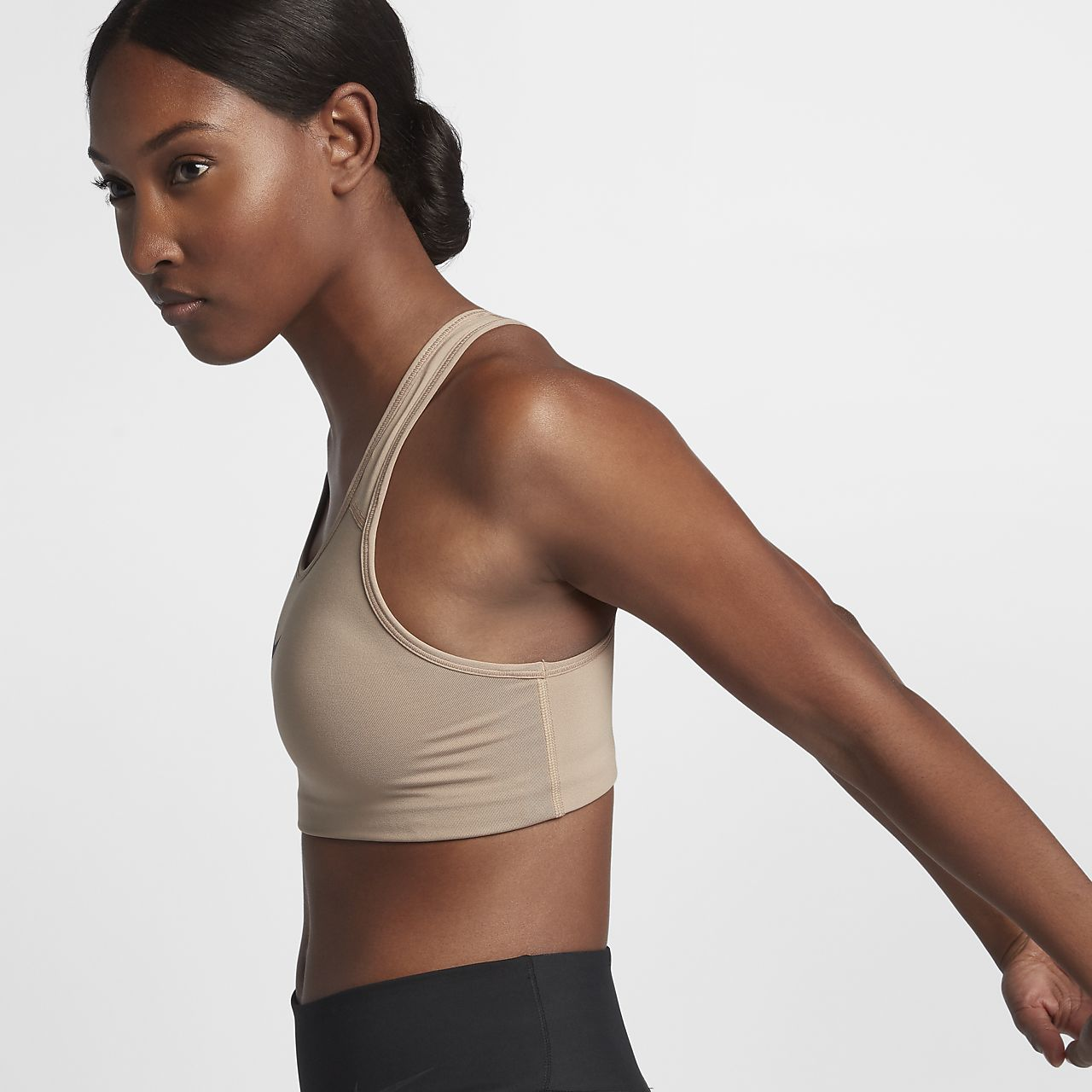 ... Nike Classic Swoosh Women's Medium Support Sports Bra