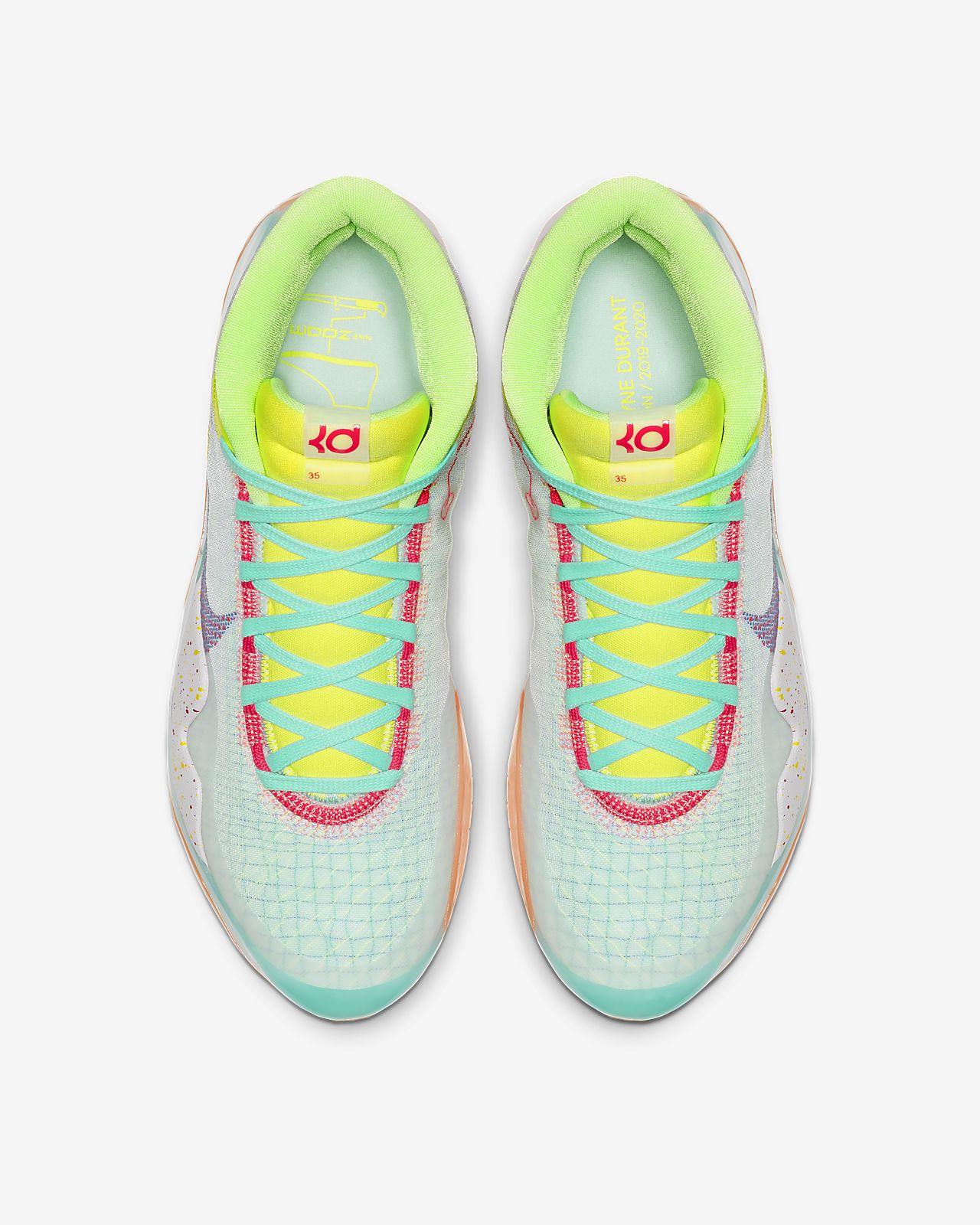 Basketball De Kd12 Chaussure Nike Zoom m0PvNn8ywO