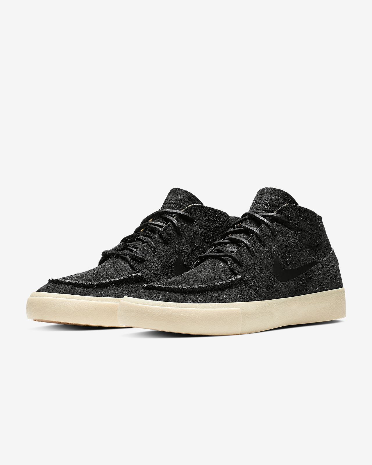 Stefan Mid Pour Homme Nike Chaussure De Skateboard Sb Janoski Zoom Crafted 45AjRL