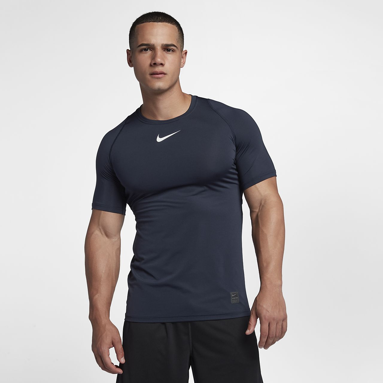 0115aac1 Nike Pro Men's Training Top. Nike.com