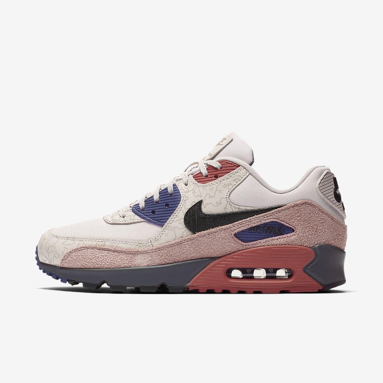 Nike Air Max 90 25th Anniversary Colorways Sneaker Bar