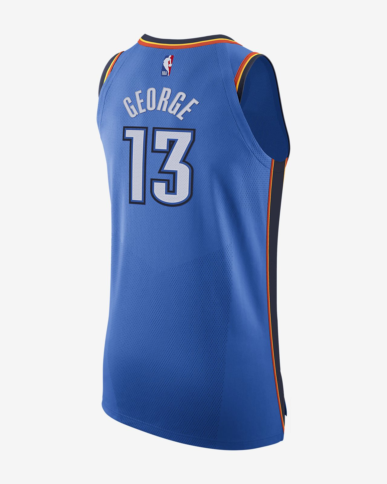 69275e120 ... Paul George Icon Edition Authentic Jersey (Oklahoma City Thunder) Men s  Nike NBA Connected Jersey