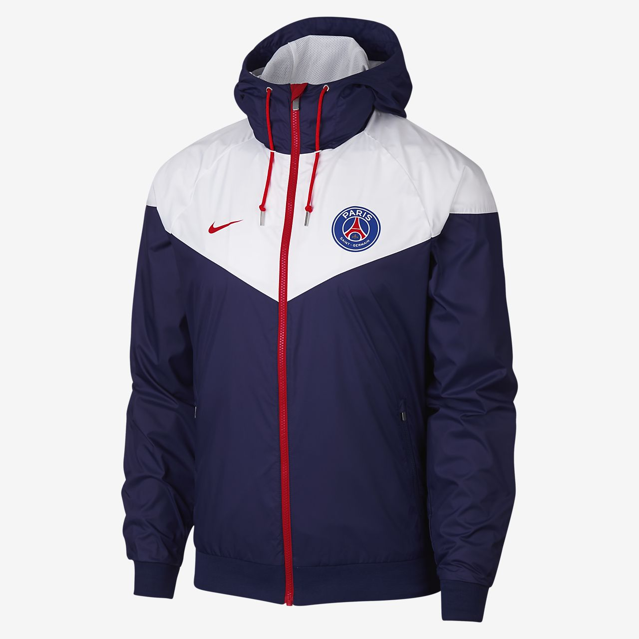 7c9dacf1f1a958 Paris Saint-Germain Windrunner Men s Jacket. Nike.com AU