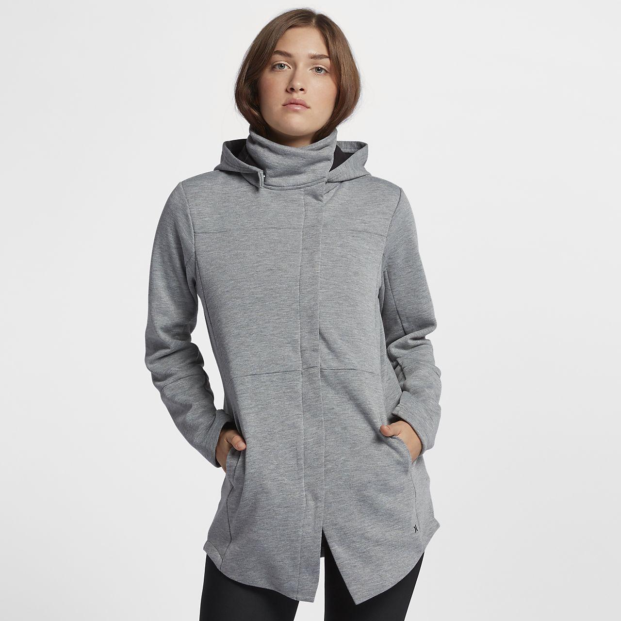 6e648174394 Hurley Therma Winchester Women s Fleece Jacket. Nike.com NZ