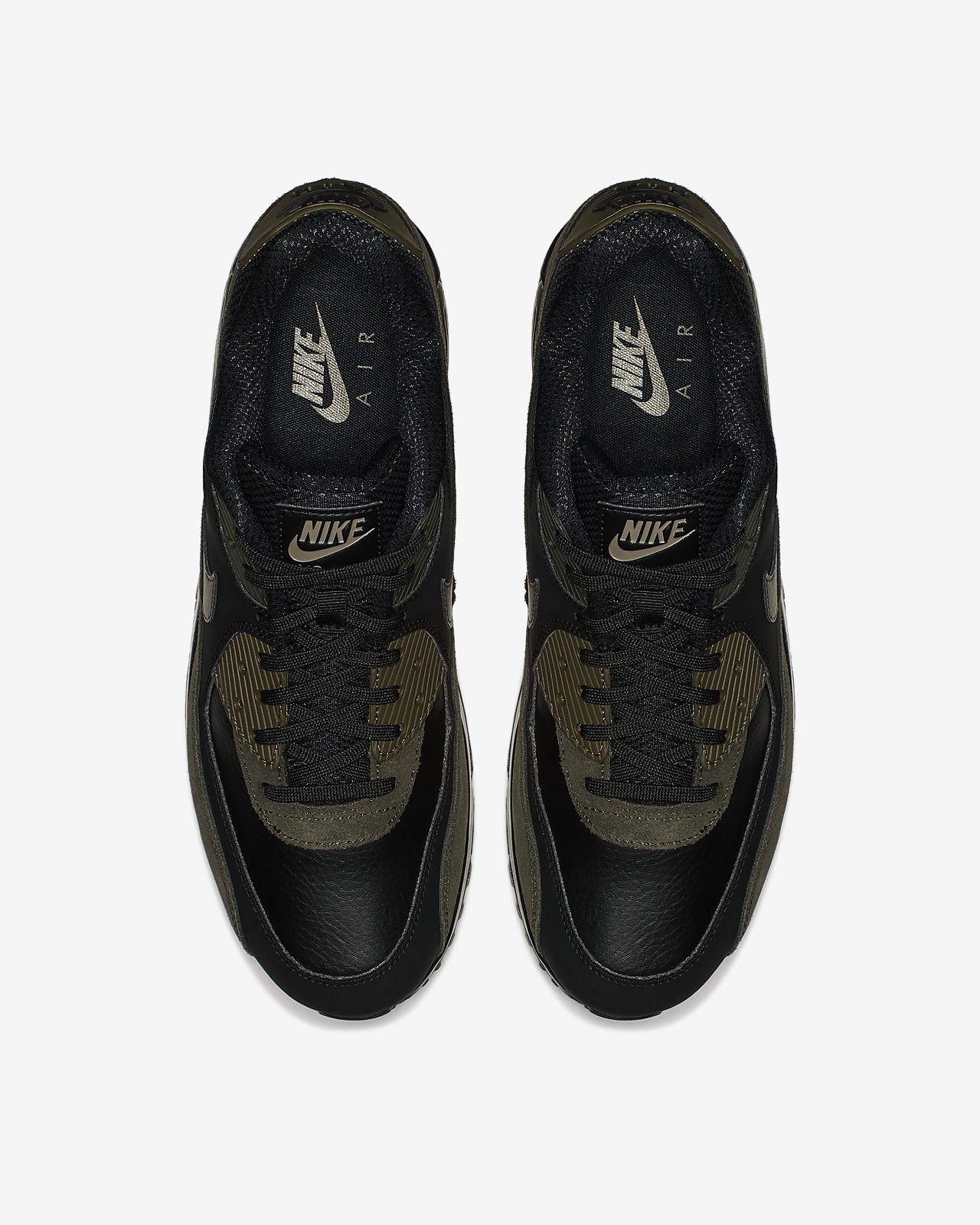 air max 90 leather sequoia 014