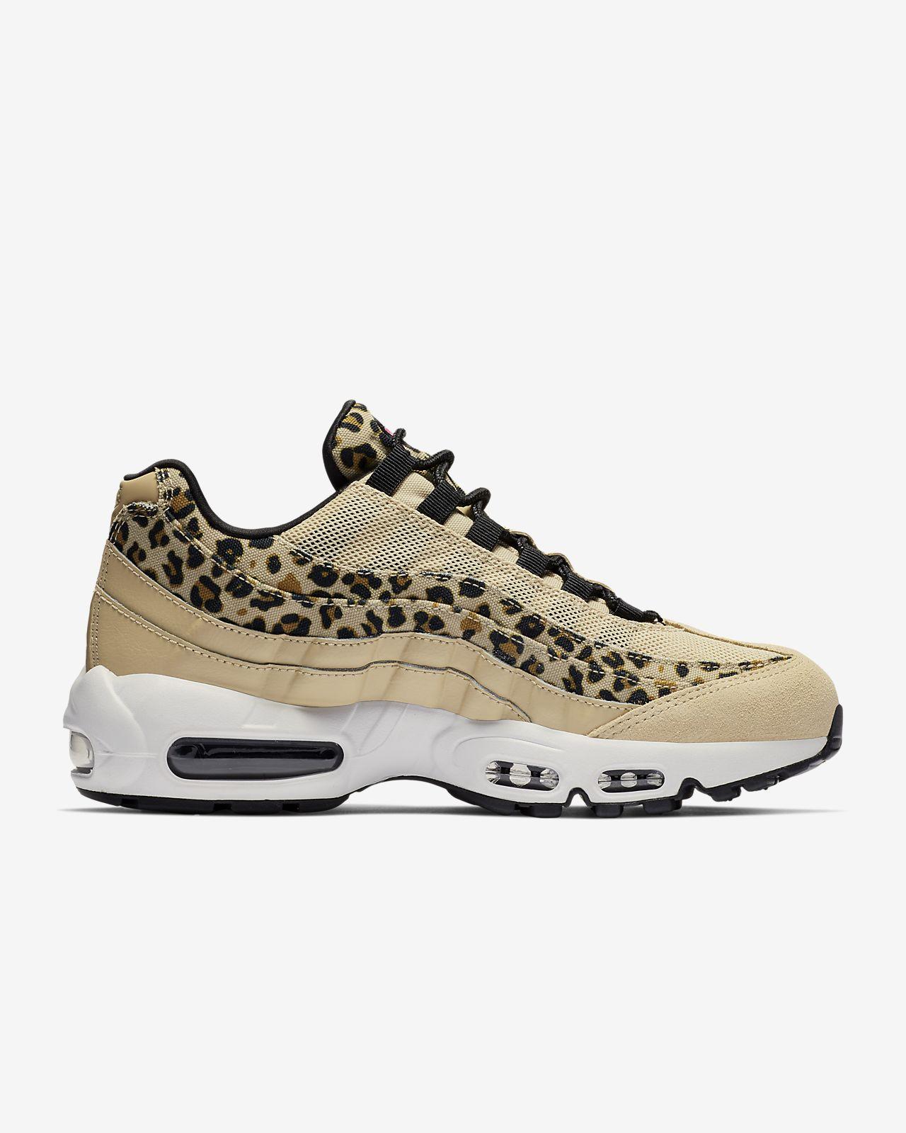 buy popular 4bb04 afb58 ... Nike Air Max 95 Premium Animal Women s Shoe
