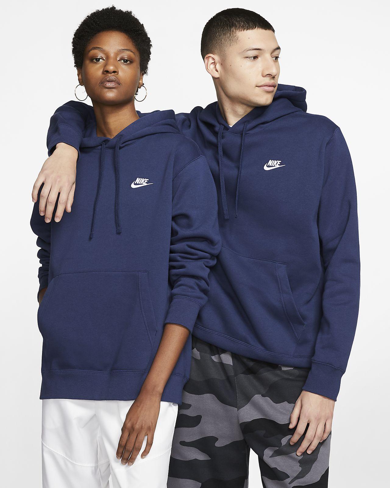 9b9eecdd0 Nike Sportswear Club Fleece Pullover Hoodie. Nike.com SE