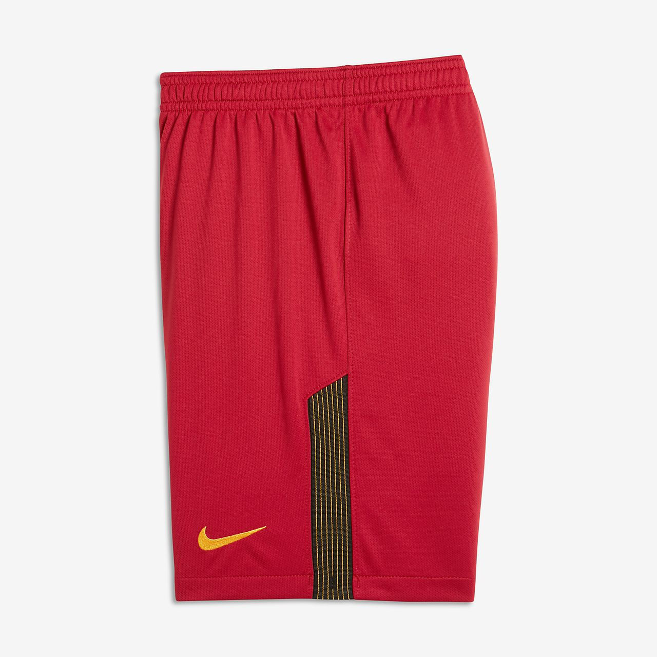 more photos a02df 41049 Older Kids Football Shorts. 201718 A.S. Roma Stadium HomeAway