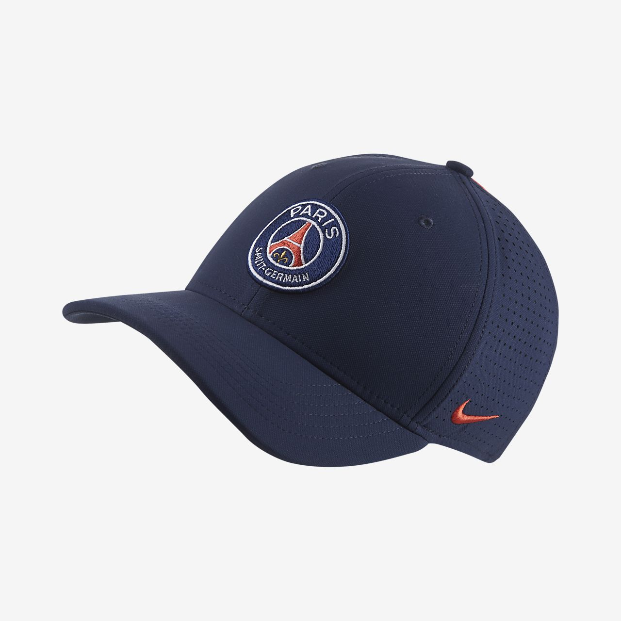 43c962790b2bd Paris Saint-Germain AeroBill Classic99 Adjustable Hat. Nike.com RO
