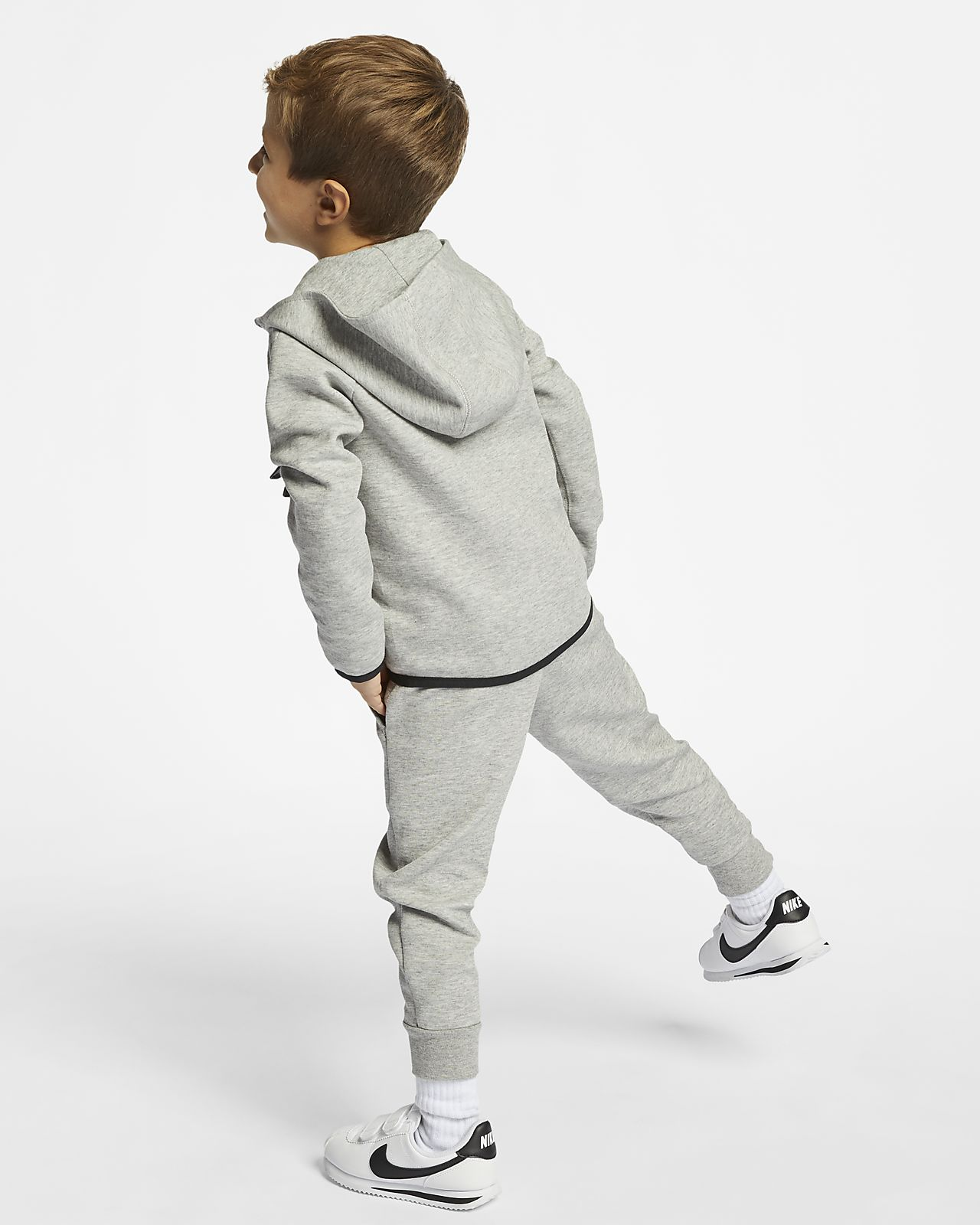 370ca2c176f Nike Sportswear Tech Fleece Toddler 2-Piece Set. Nike.com