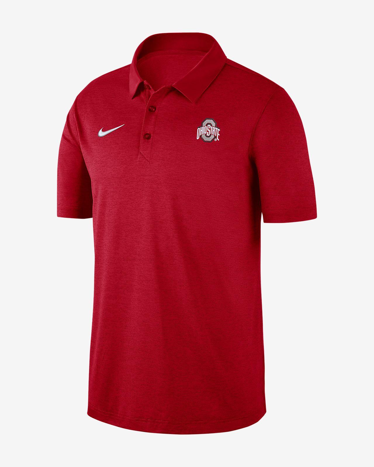 Nike College Dri-FIT (Ohio State) Men's Polo