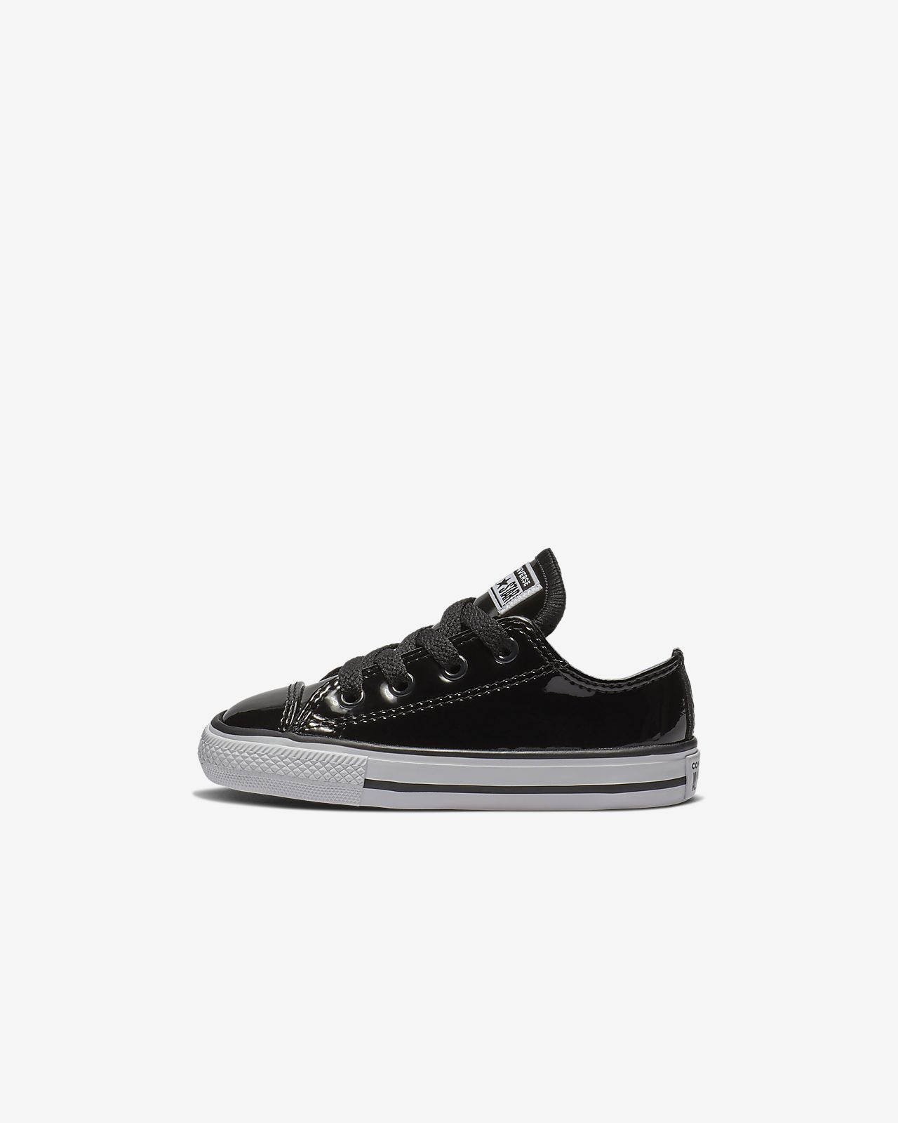 Converse Chuck Taylor All Star Patent '90s Low Top Little Kids' Shoe