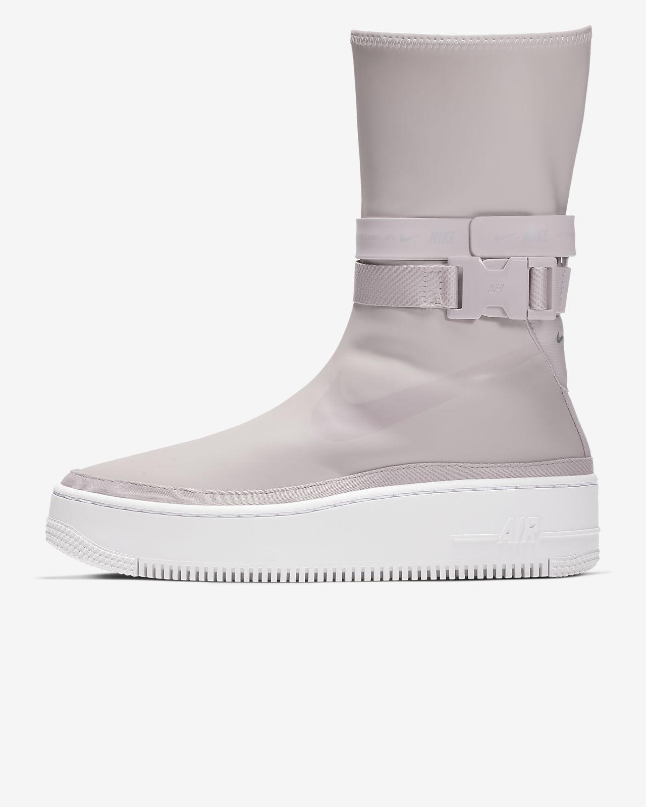 1b54fa2cc221c Calzado para mujer Nike Air Force 1 Sage High. Nike.com MX