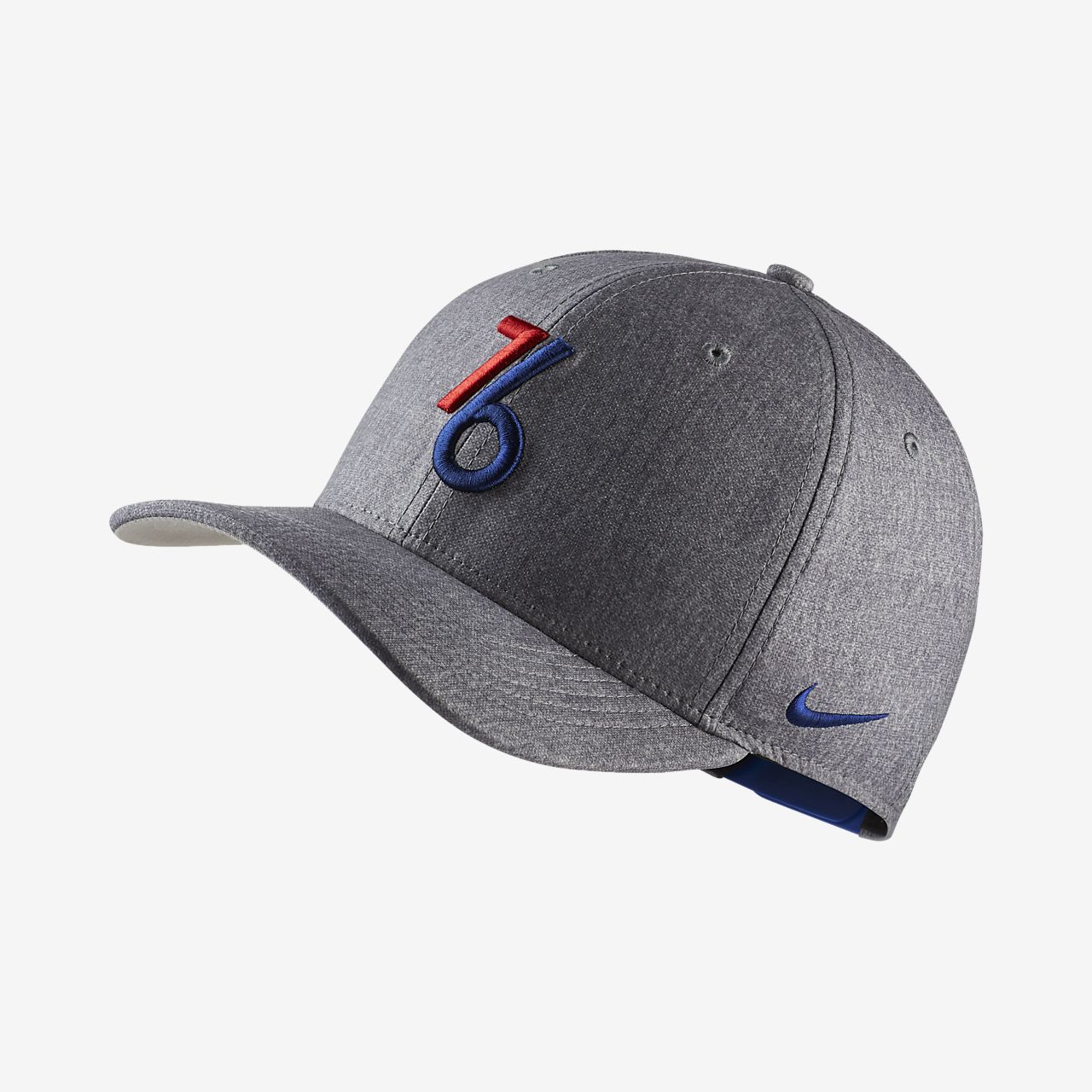 Philadelphia 76ers City Edition Nike AeroBill Classic99 NBA Hat