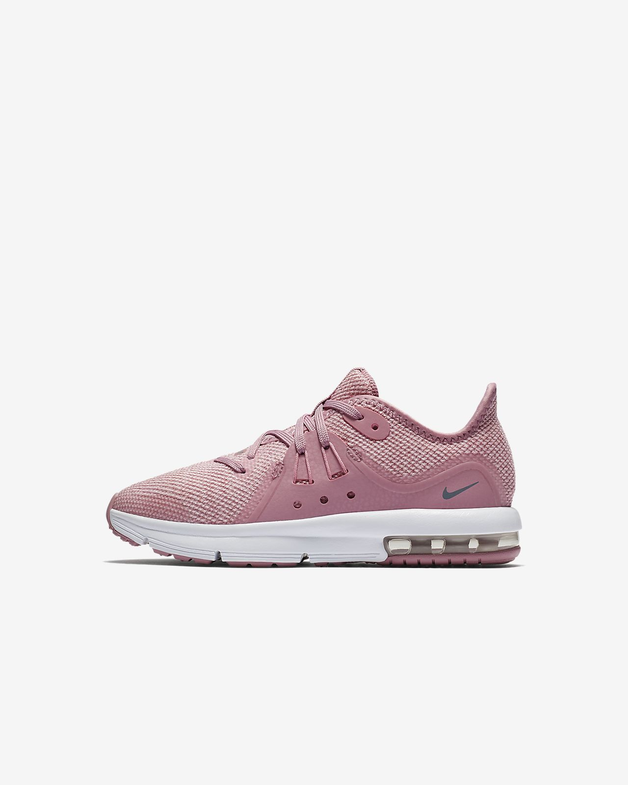 girls nike air max trainers size 3