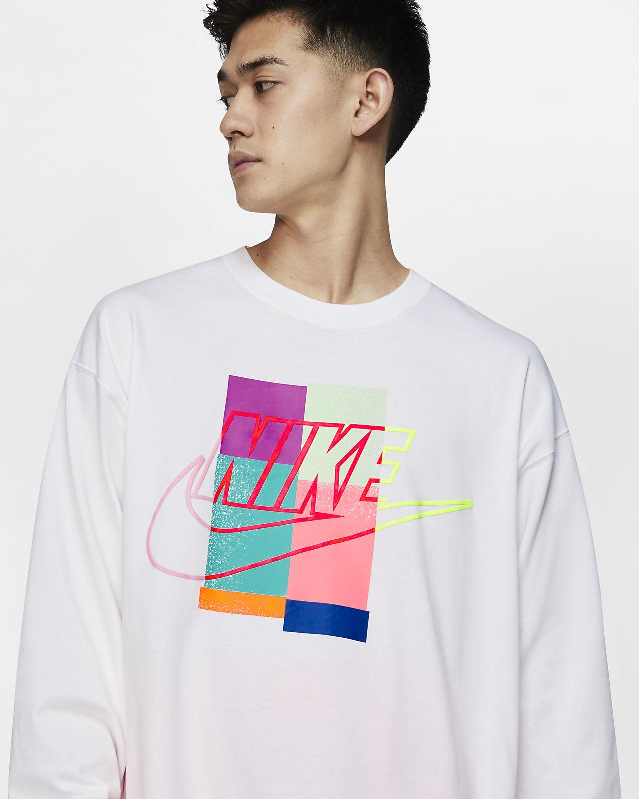 Nike x atmos Men's Long Sleeve T Shirt