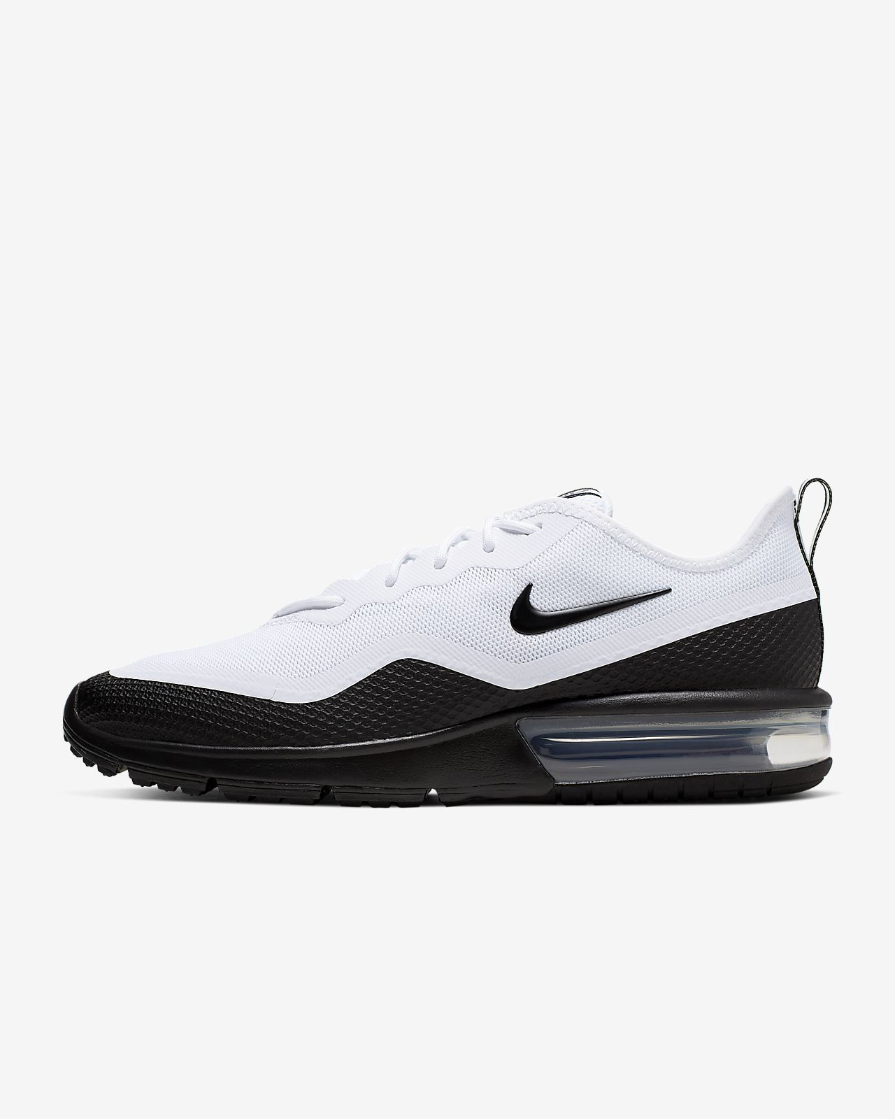 Nike Herren Air Max Sequent 2 42.5 (BlackWhite dark Grey