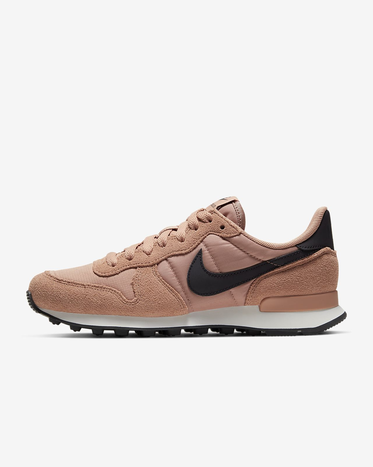 nike internationalist white beige green for cheap billig