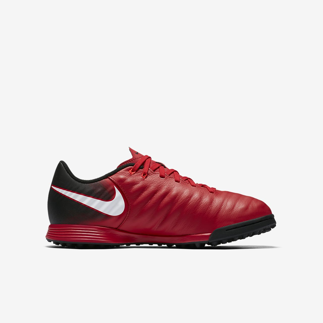 ... Nike Jr. TiempoX Ligera IV Older Kids' Artificial-Turf Football Shoe