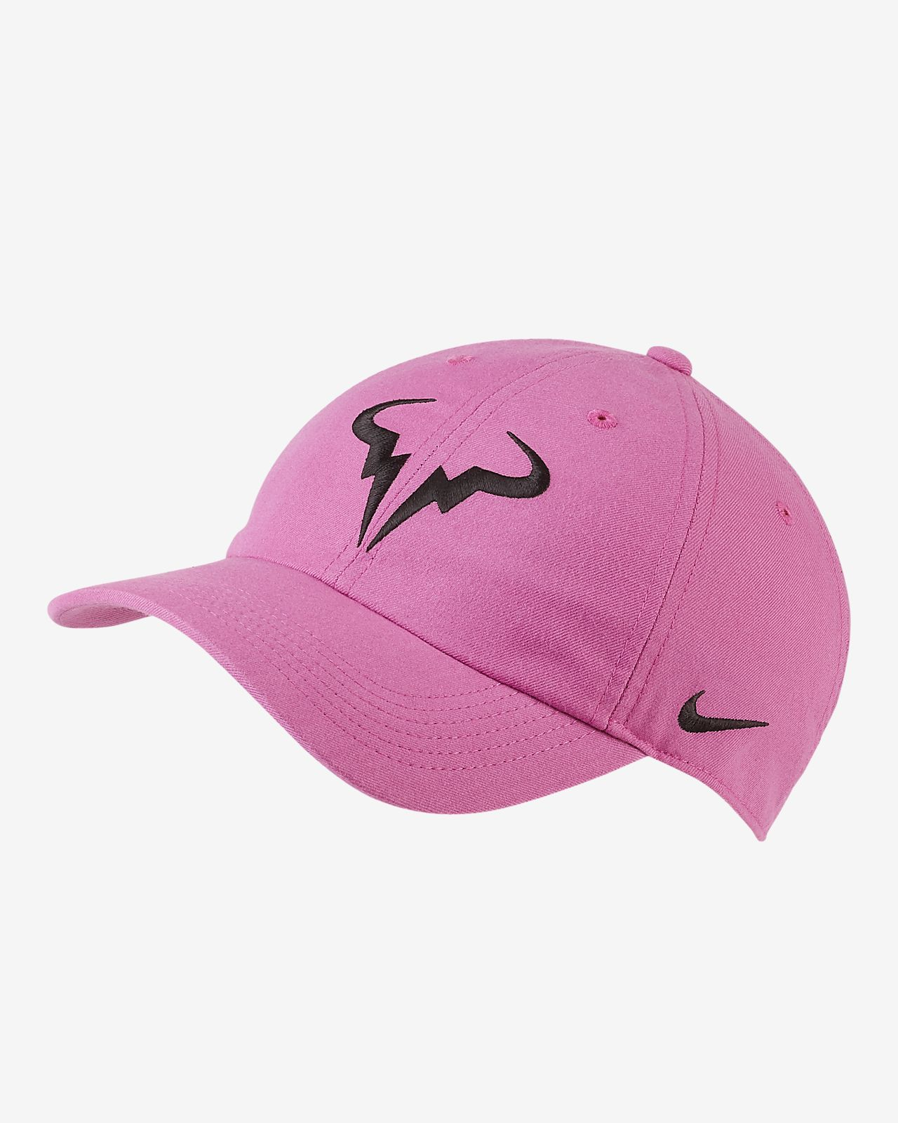 00af84b704351 ... clearance nikecourt aerobill rafa h86 adjustable tennis hat dc23b 79886